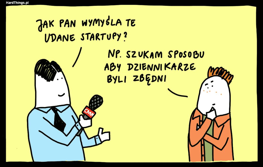 Startupy zmieniają świat! Na lepsze?