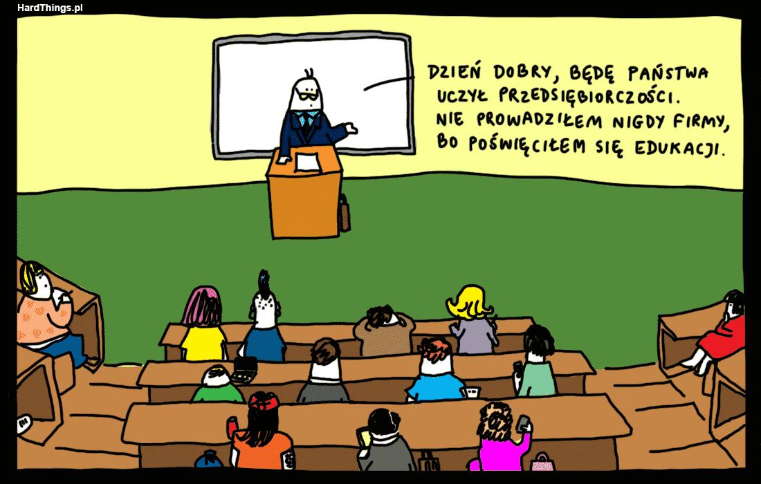 Czy w szkołach umieją uczyć przedsiębiorczości?